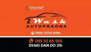 Autopraona iWash