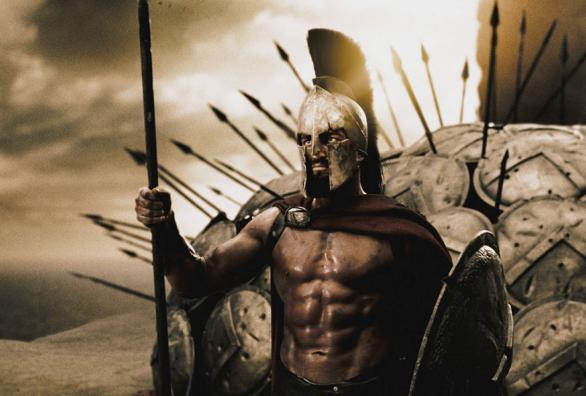 Spartanski 300 program treninga