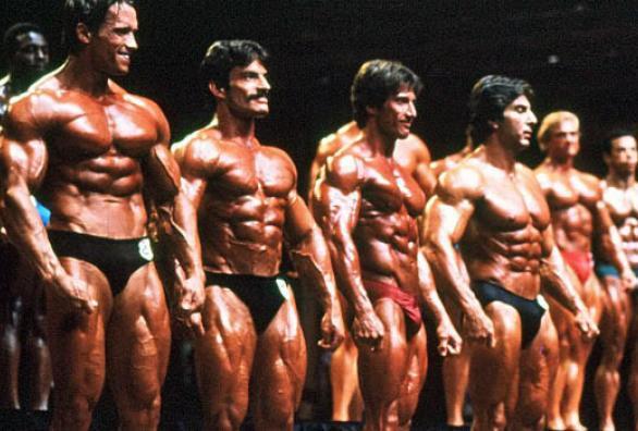 Mr. Olympia 1980. g.
