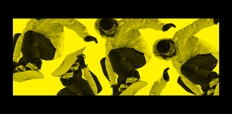 Snowboard natjecanje na Sljemenu
