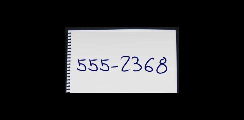 Misterij telefonskog broja 555