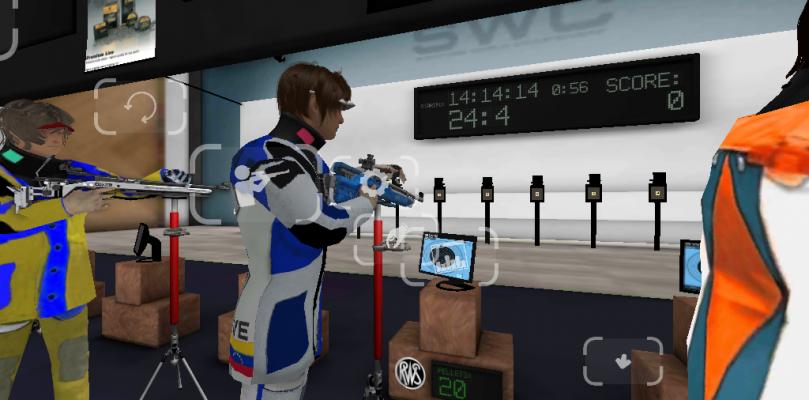 Shooting World Cup - SWC