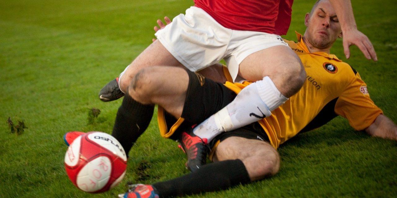 Nogomet i ozljede