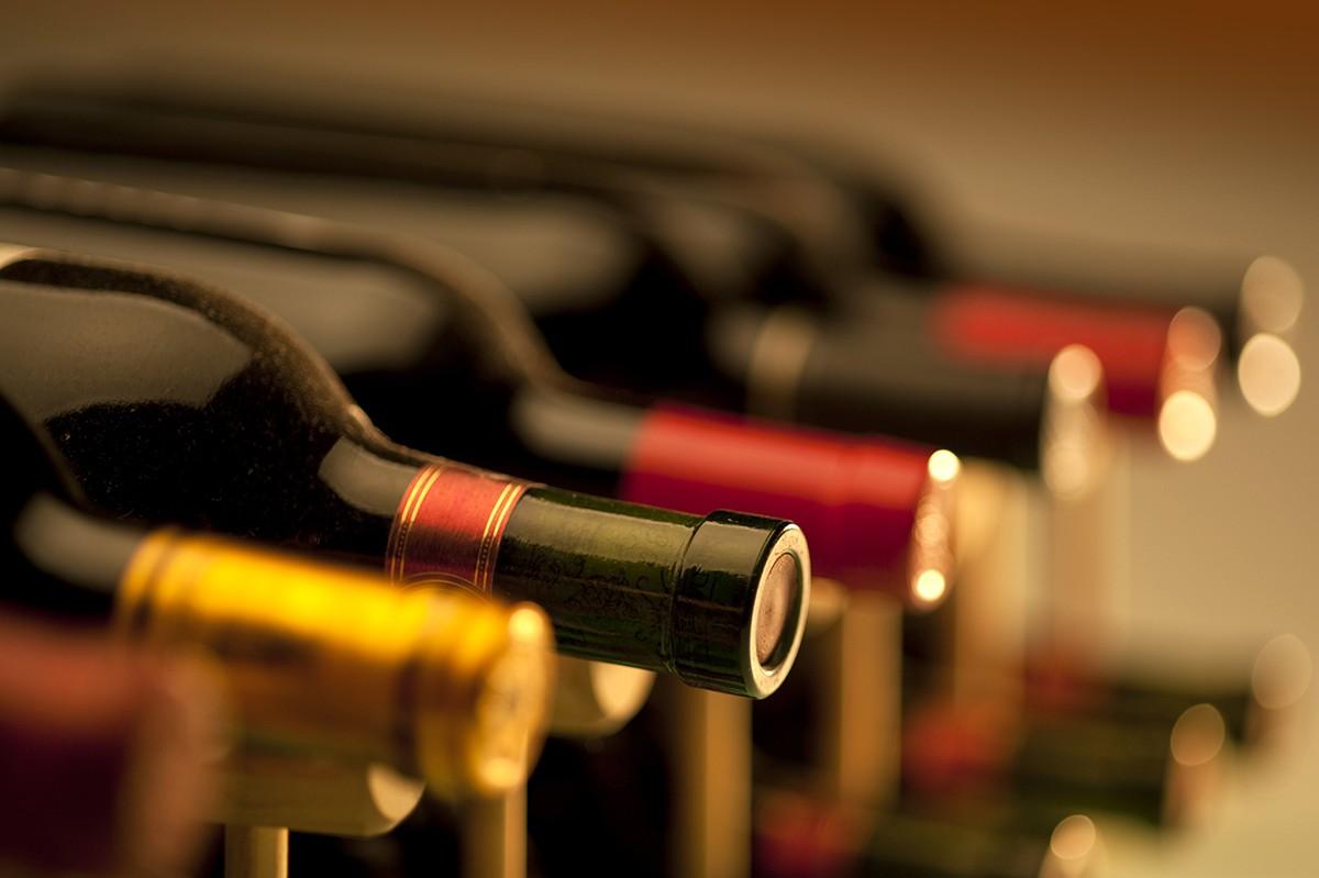 Crveno vino i rak