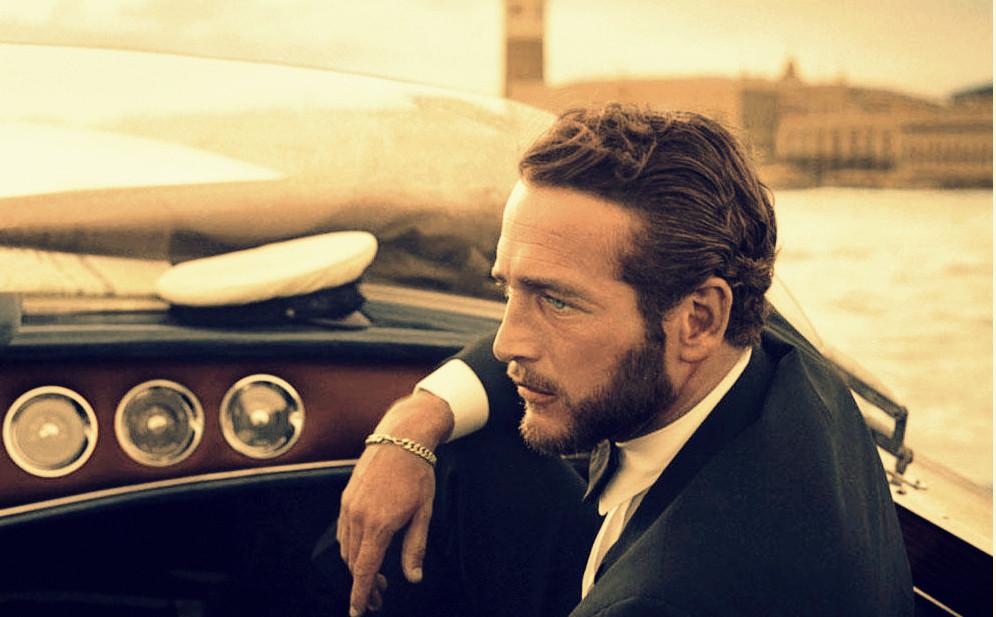 Hommage Paul Newmanu