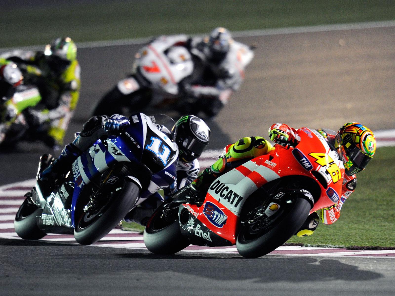MotoGP povijest