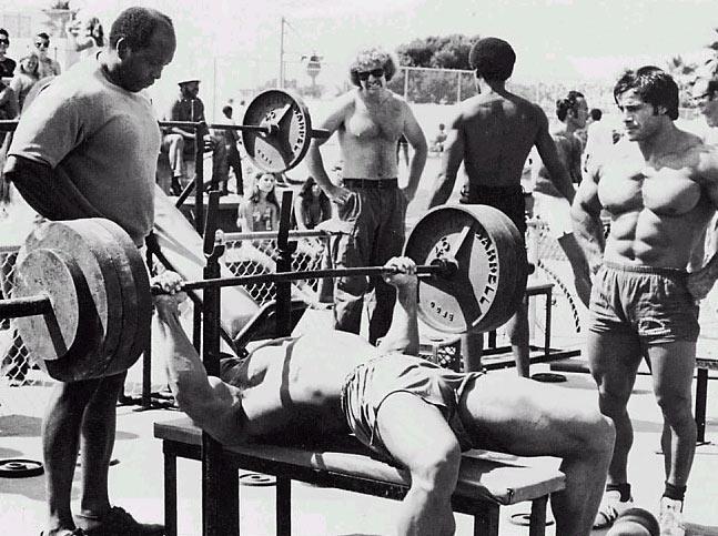 Povećajte snagu na bench pressu