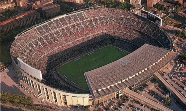 Najveći nogometni stadioni