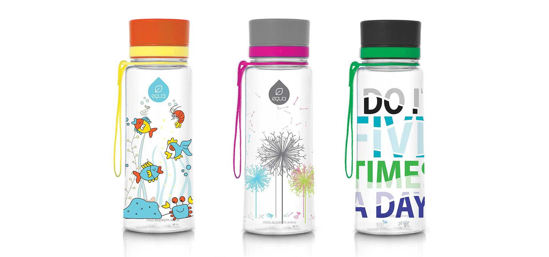 Originalne i trendi EQUA bočice za vodu