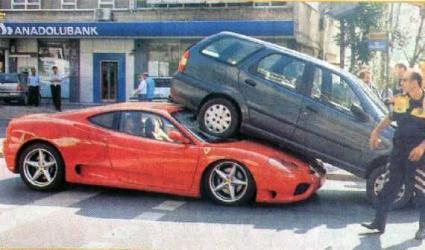 Idioti za volanima superautomobila