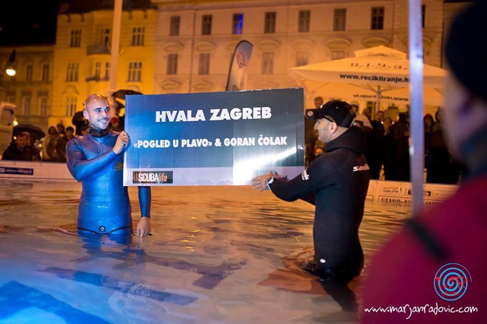 Goran Čolak srušio još jedan rekord, ovaj put Guinnessov