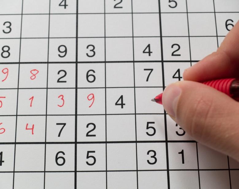 Sudoku – kako ga riješiti