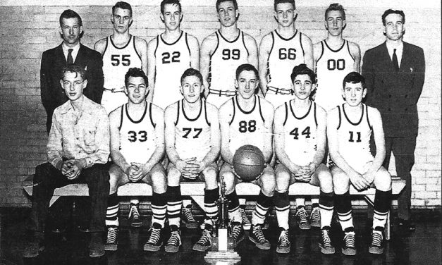 Povijest košarke