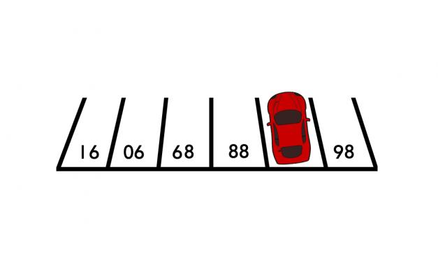 ZAGONETKA: Koji se broj nalazi ispod automobila?