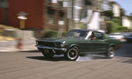 Kultna automobilska potjera na filmu