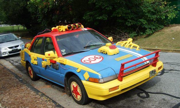 KVIZ: Prepoznajete li ove prerađene automobile?