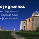 Pomozimo Zvjezdarnici Višnjan educirati nove generacije znanstvenika